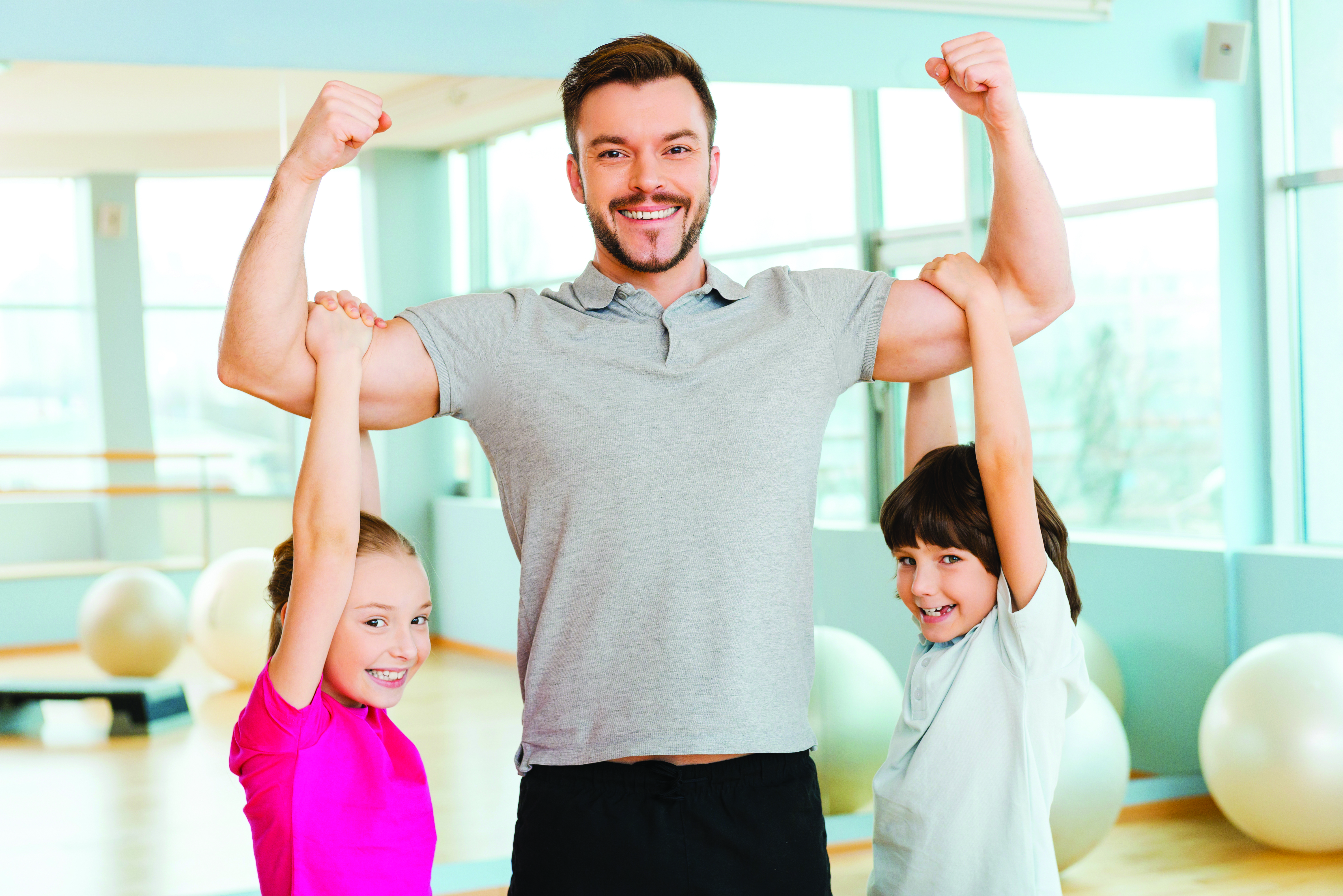 Strongest Dad Competition with Planet Fitness | Montana Family Market