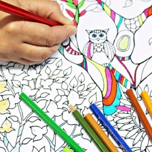 Montana Family Market_Halloween colouring competition
