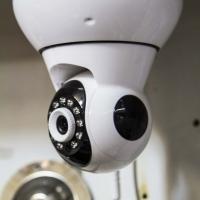 Montana Family Market_Bukhari Electronics_CCTV round mounted camera