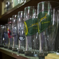 Montana Family Market_Sports Store_Springboks beer glasses
