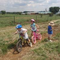 bike park Pretorai
