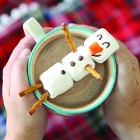 Montana Family Market_marshmallow snowman
