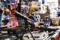 Montana Family Market_toy mounted machine gun